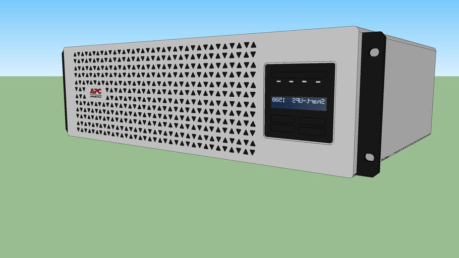 APC SmartUPS 1500 rackmount UPS unit (SMTL1500RM3UC)