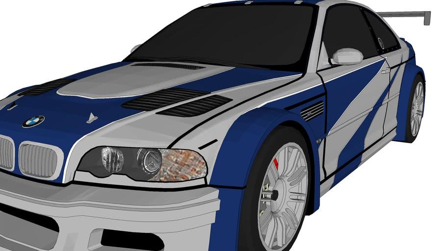 BMW_M3_GTR NFS MW