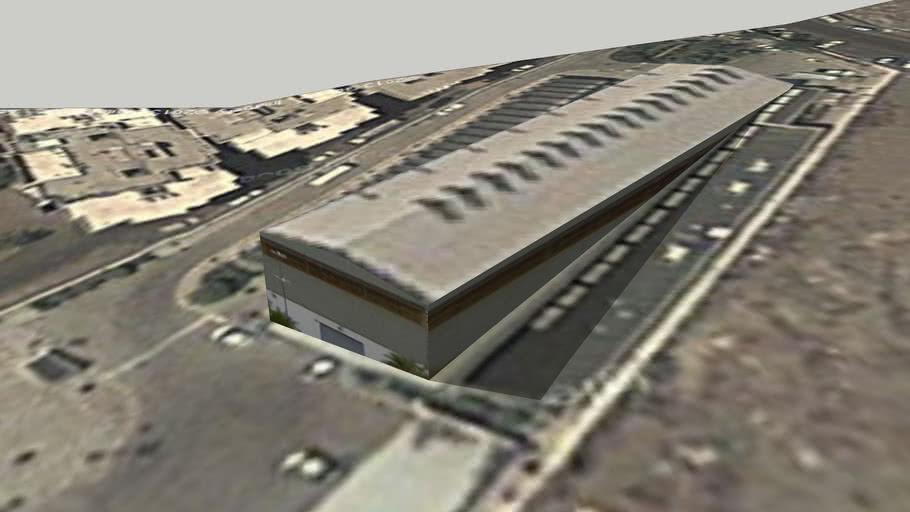 warehouse in makkah