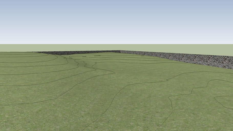 Topografía de terreno