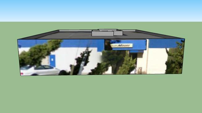 Gebäude in San Jose, Kalifornien, Vereinigte Staaten