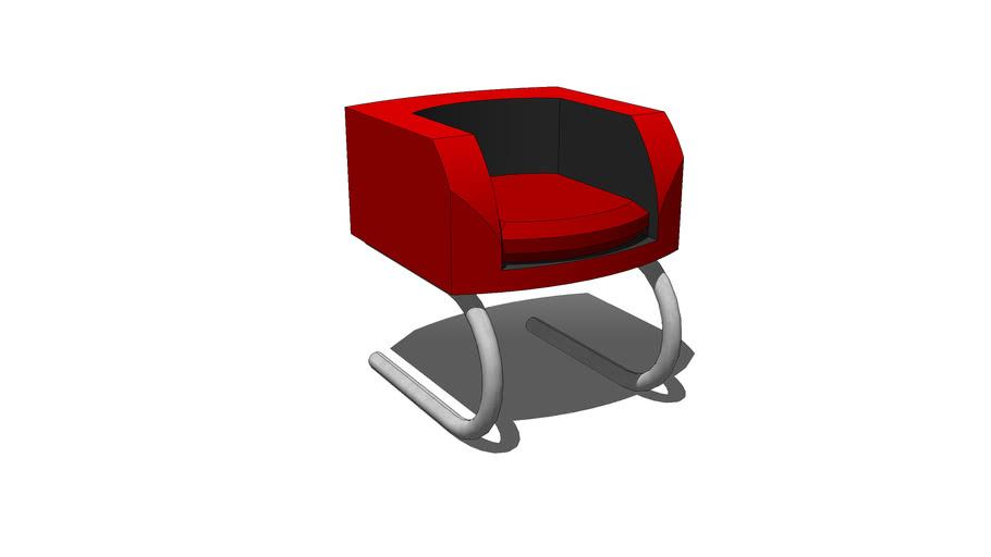Modern chair.