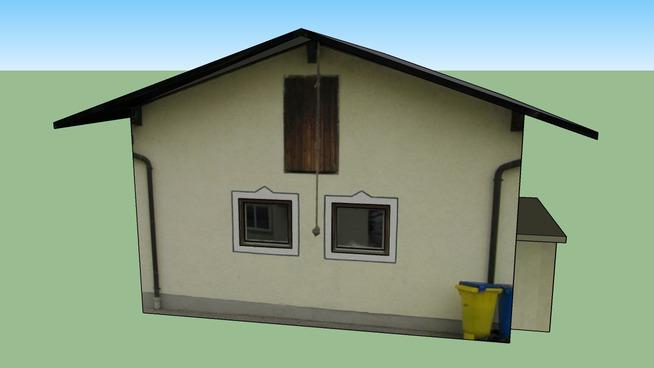 Garage in Wals-Siezenheim, Österreich