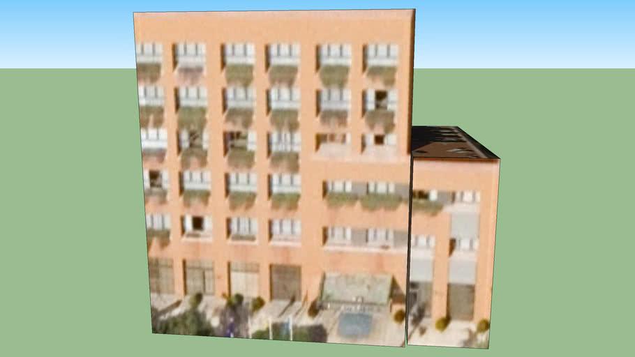Edificio en Esplugues de Llobregat, España,  hotel  abba  garden,  eloy