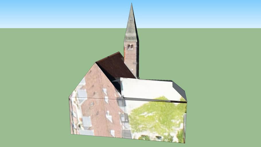 Frihavnskirken, Willemoesgade