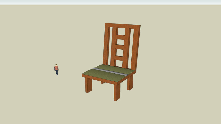 Wood Chair,木椅