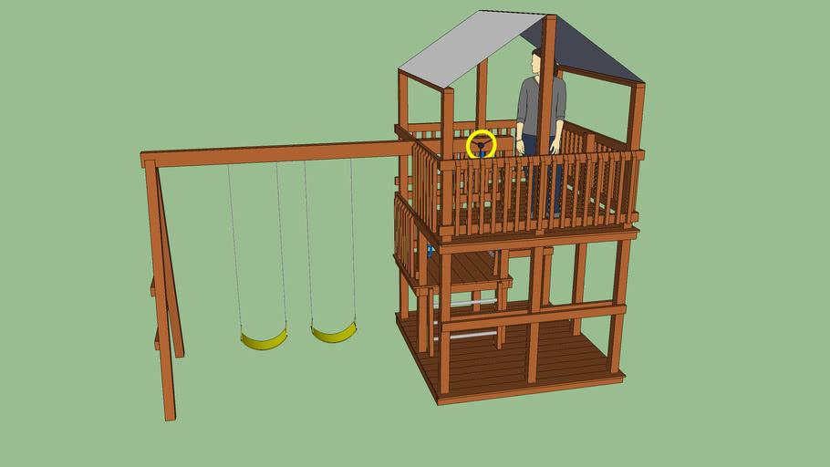 Playground Work- Eddy