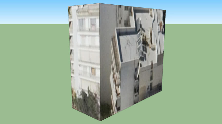 Building in Νέα Σμύρνη, Greece