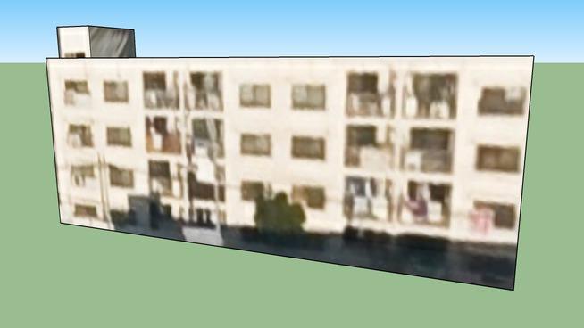 日本, 兵庫県神戸市にある建物