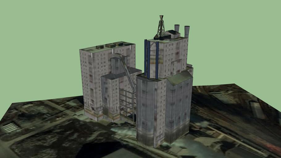 Cladire Industriala