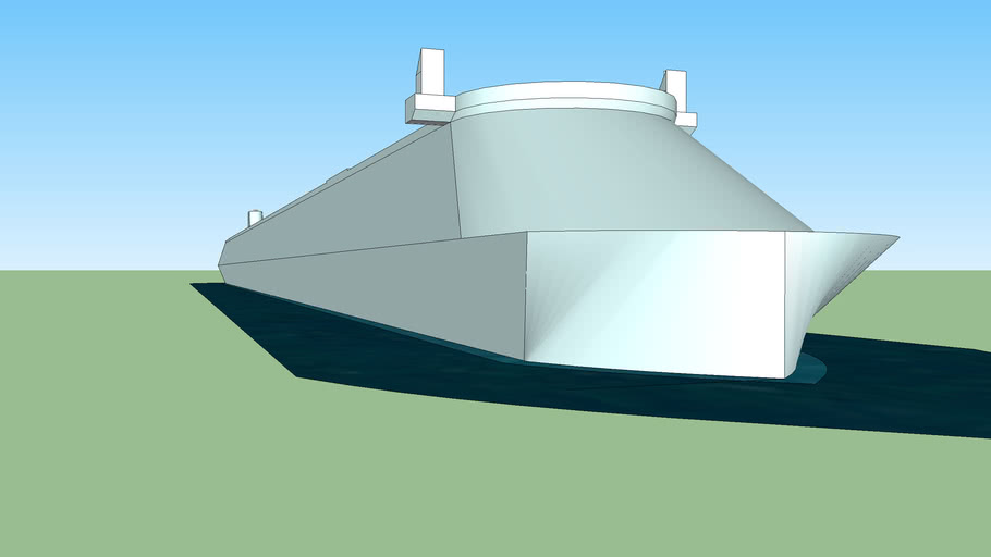 Ship huge and simple