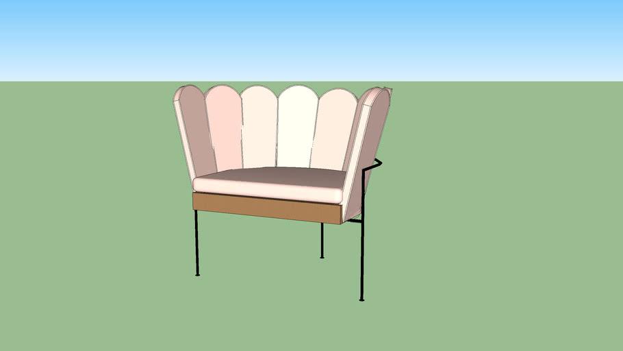 Cadeira Eva 2017 - Modelo 1