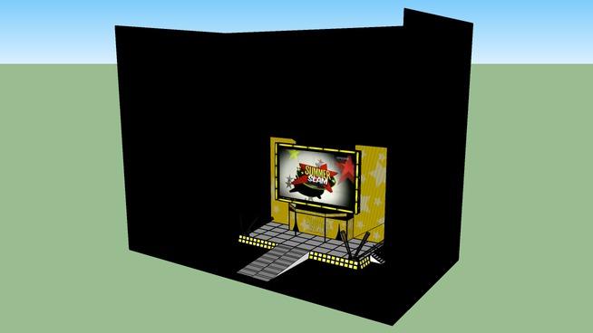 WWE Summerslam 2009 concept 1