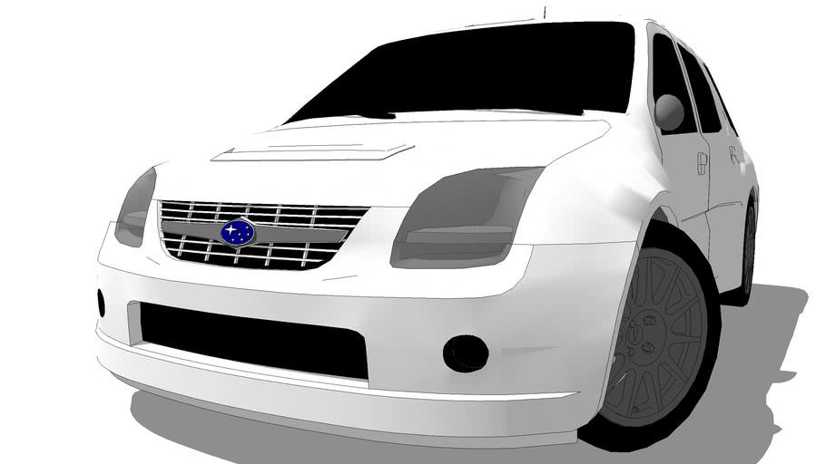 G3X Subaru Justy