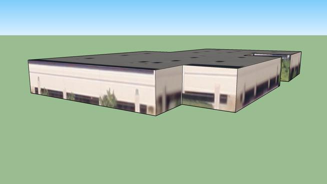 此建築物位於 美國亞利桑那州格蘭岱爾