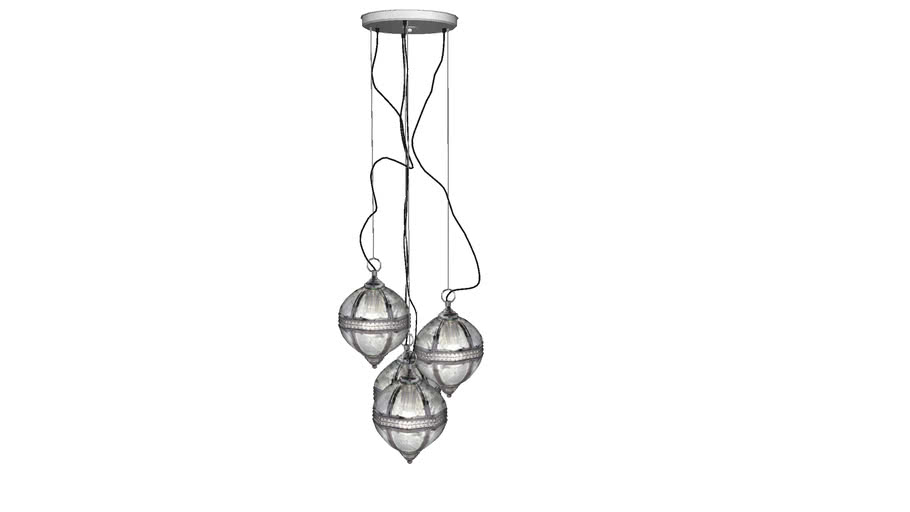 68626 Hanging Lamp Marrakesch 4