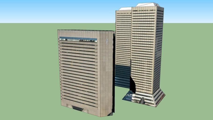 Building in 〒540-6105