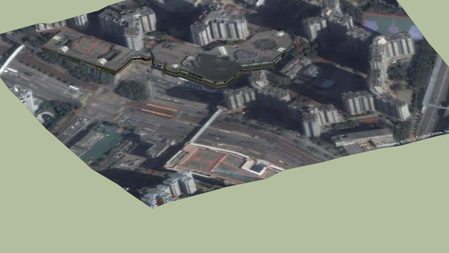 天耀(一)邨停車場及天耀廣場