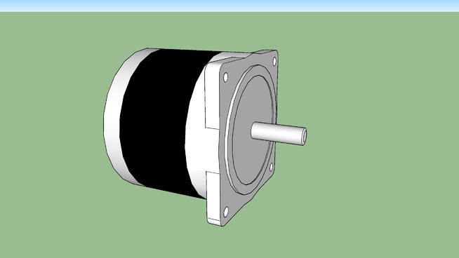 Stepper motor VEXTA 296-02