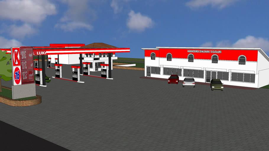 Benzin İstasyonu