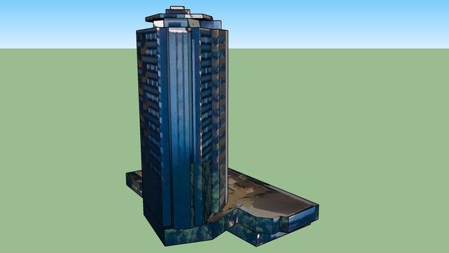 Κτίριο σε Πόρτο Αλέγκρε - Ρίο Γκράντε δο Σουλ, Βραζιλία