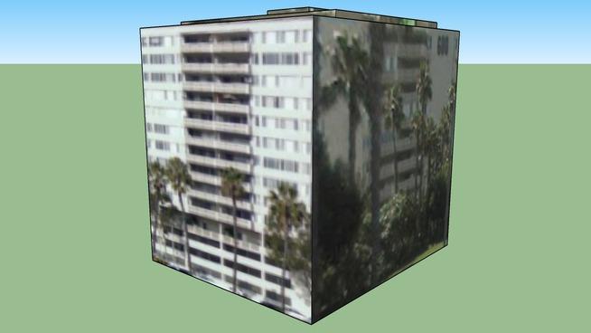 Long Beach Towers