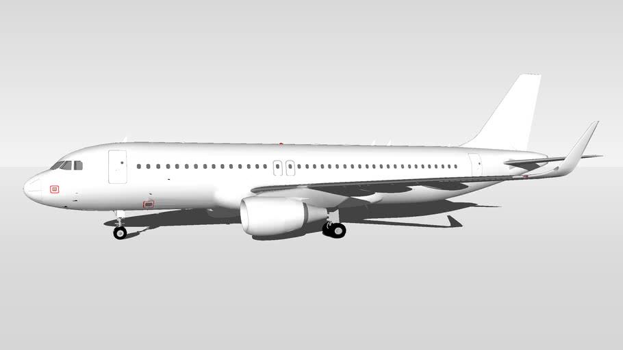 Airbus A320-200S Sharklet New 2016 v 1.8