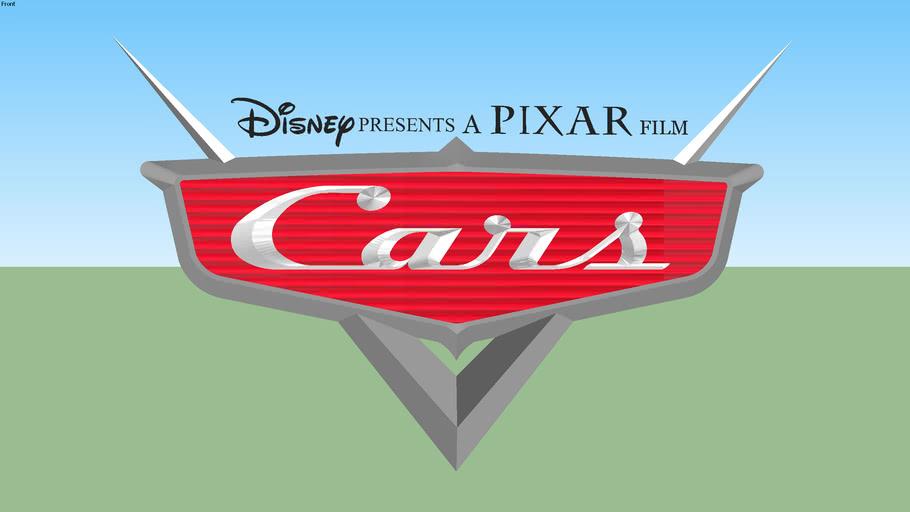 Disney S Pixar S Cars Logo 3d Warehouse