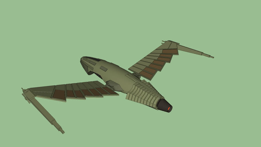 Unnamed Bird of Prey class