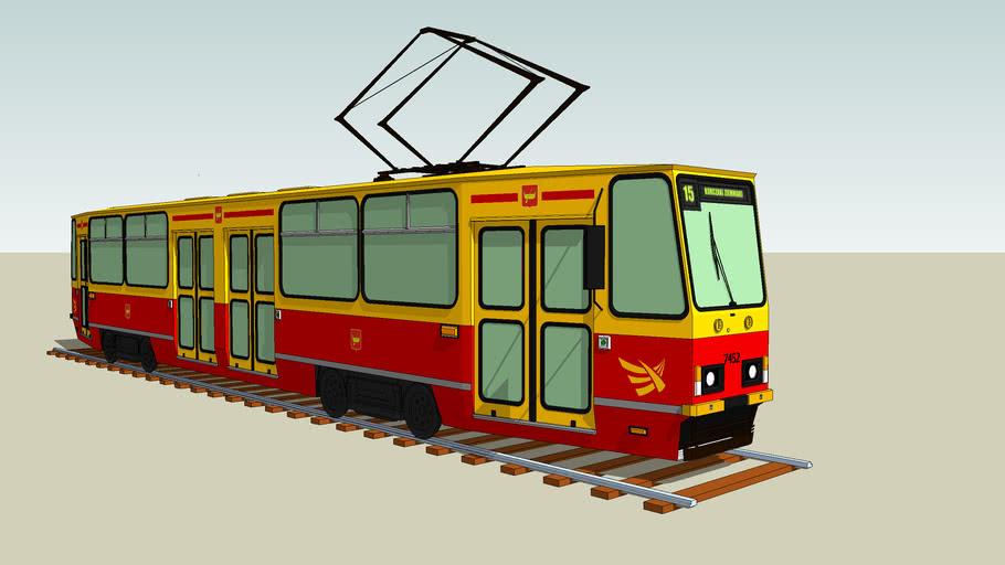 Konstal 105Na Tram