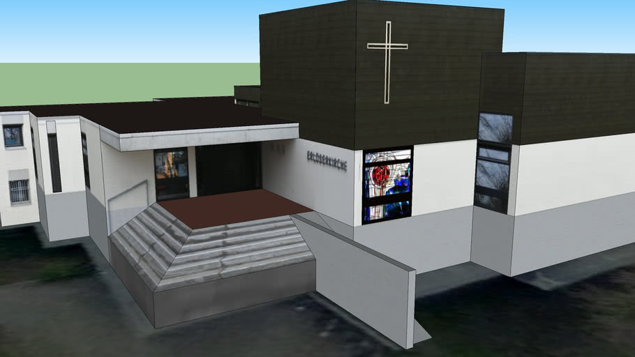 Evangelische Erlöserkirche Neuss Reuschenberg