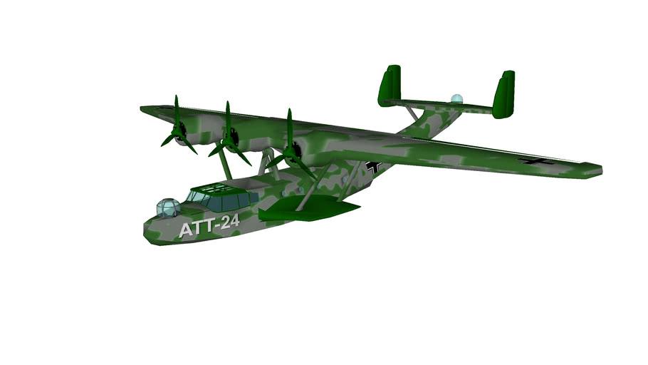 hydravion Dornier 24-ATT