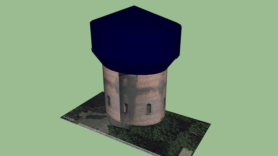 Wasserturm Bahnhof
