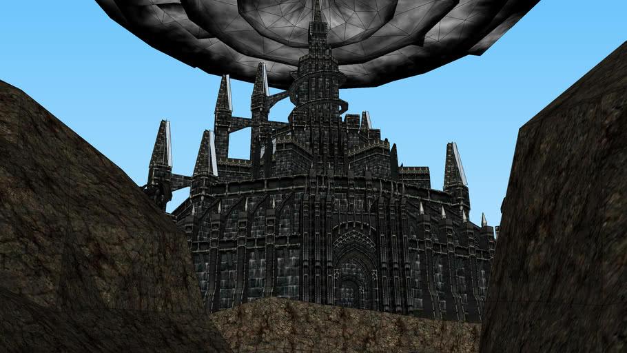 Ocarina of Time 3D Ganon's Castle