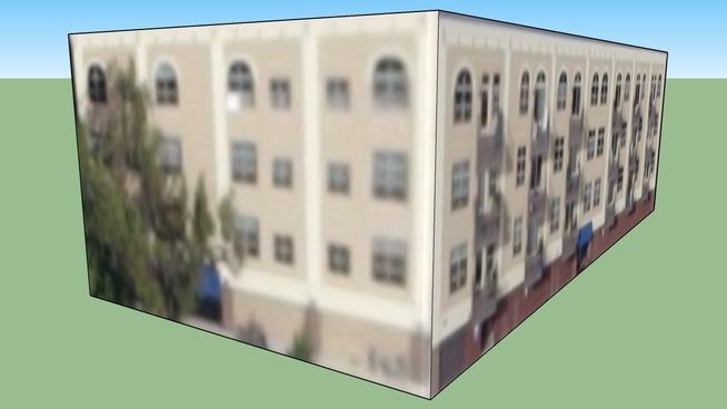 Bâtiment situé Denver, CO, USA