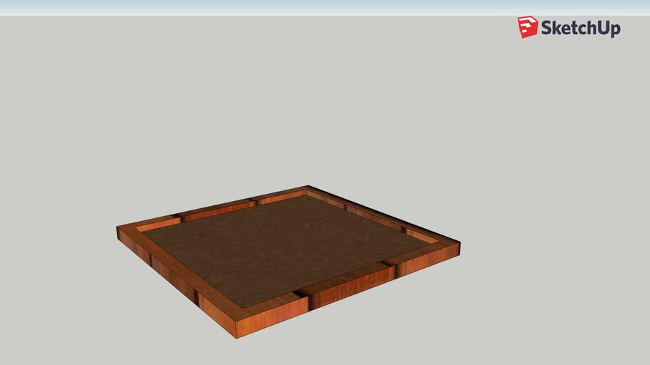 Ark Small Crop Plot