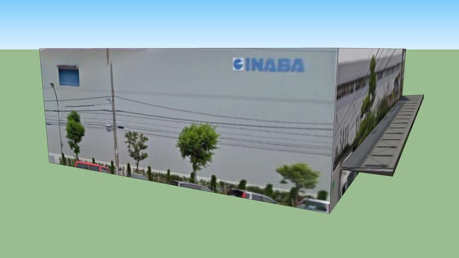 東京都江東区 因幡電機産業東京物流センター