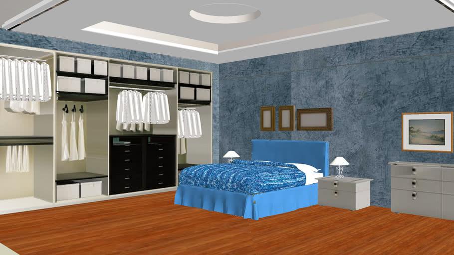 bedroom flou8