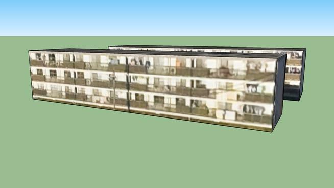 Building in 〒162-0817