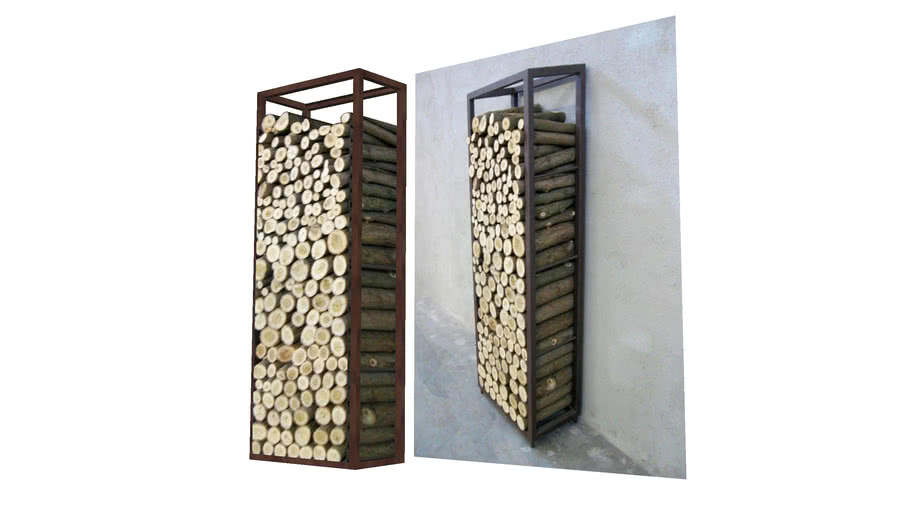 Firewood holder 02