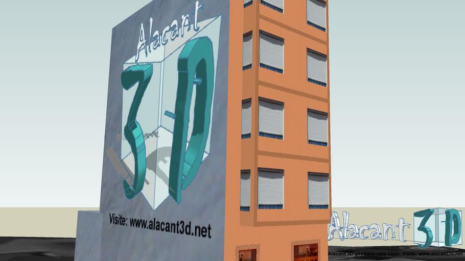 Offices Alacant 3D