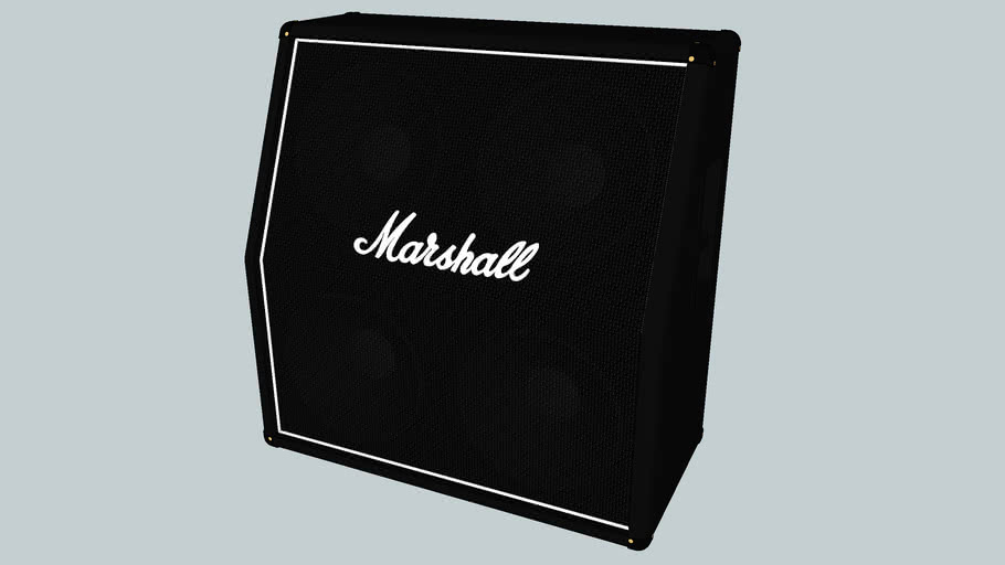 Marshall 412A Cabinet