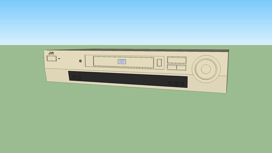 JVC (XV-523GD DVD player