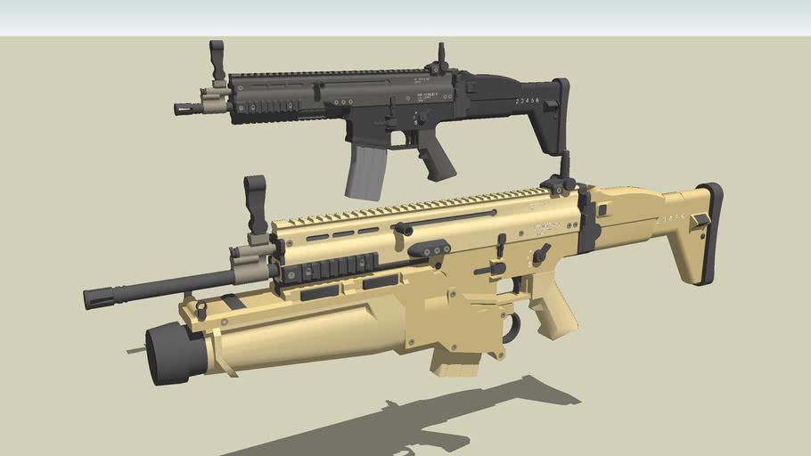 FN SCAR L EGLM