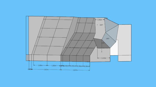 ORANC 130°改造A-1