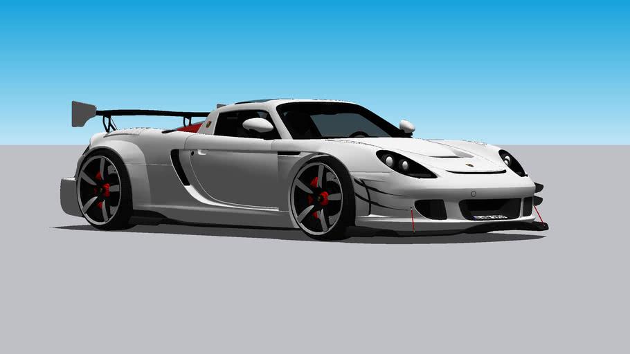 Porsche Carrera GT Tuning V.2
