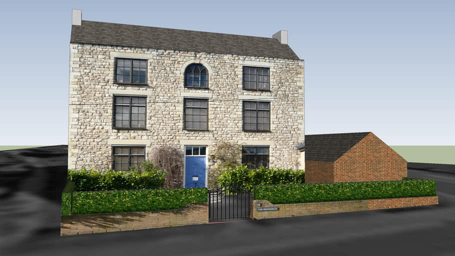 The Moorings, 14 Coombe Road, Wotton-under-Edge