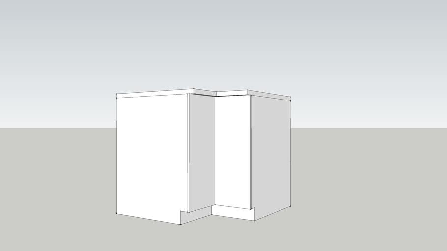 GZ 70 base-88 corner-white