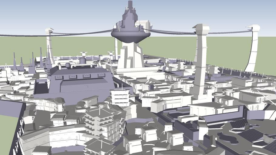 Jak II Haven City