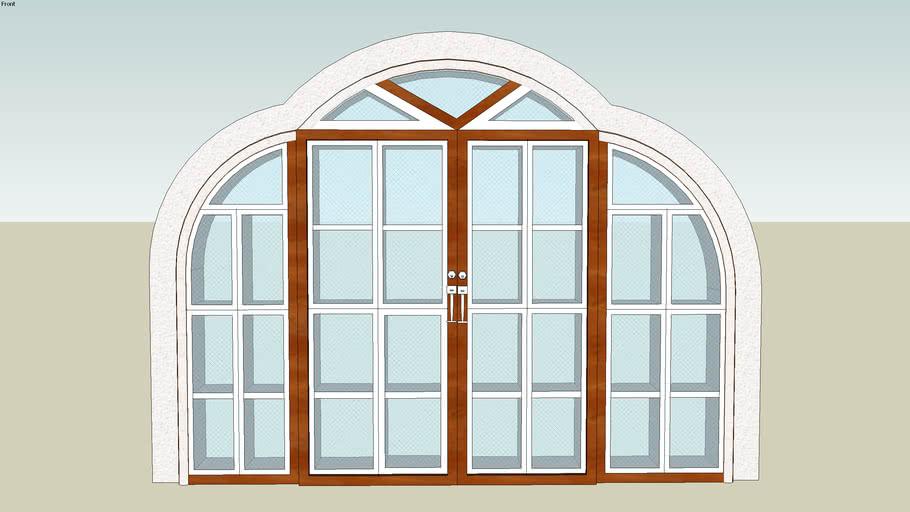 Ventanal y Door